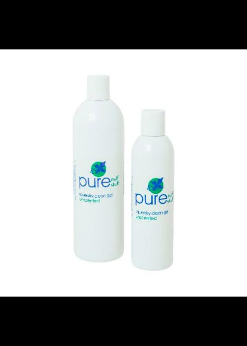 Pure Nuff Stuff Bath and Shower Gel - Sweet Orange and Vanilla