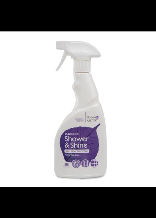 Power & Gentle Shower Cleaner
