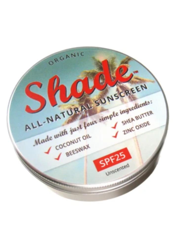 All Natural Sunscreen SPF25 15ml