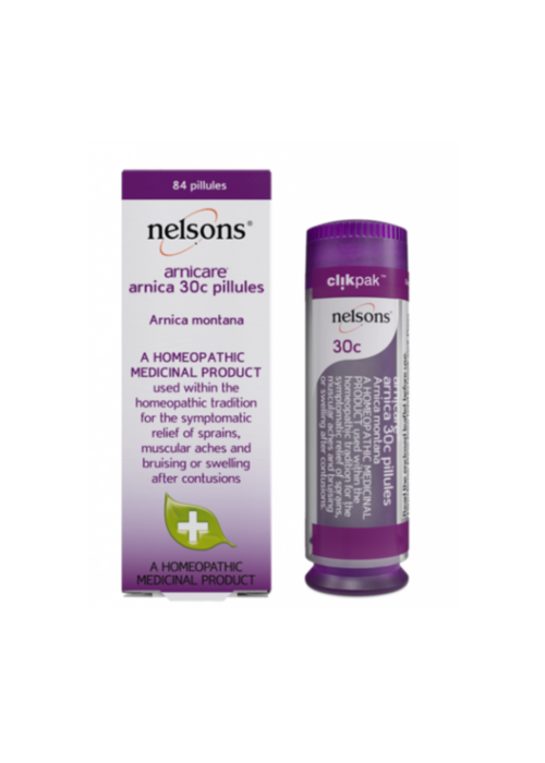Nelsons Arnica 30c Clikpac