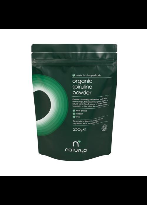 Naturya Organic Spirulina Powder 200g