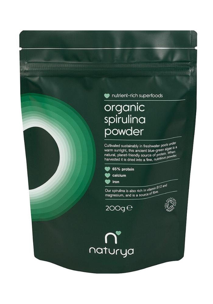 Organic Spirulina Powder 200g