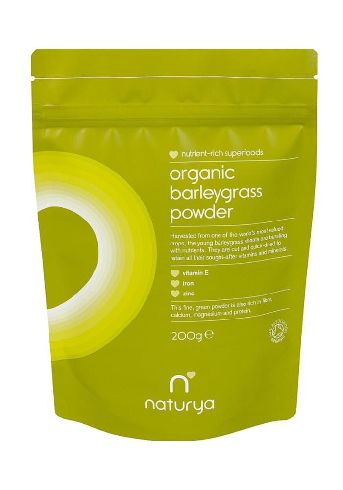 Organic Barleygrass Powder 200g