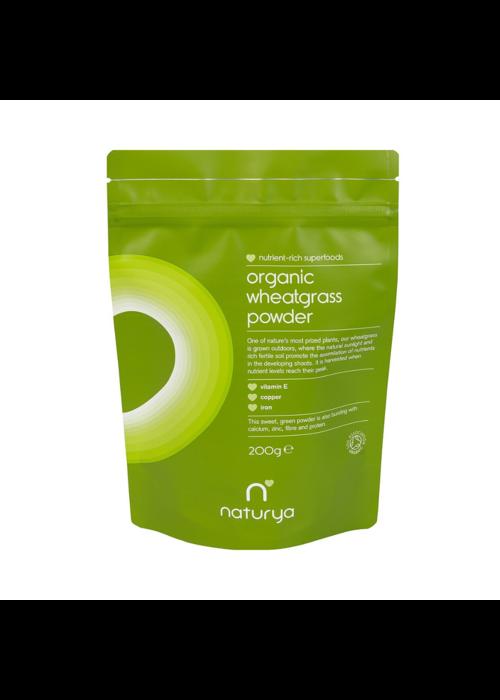 Naturya Organic Wheatgrass Powder 200g