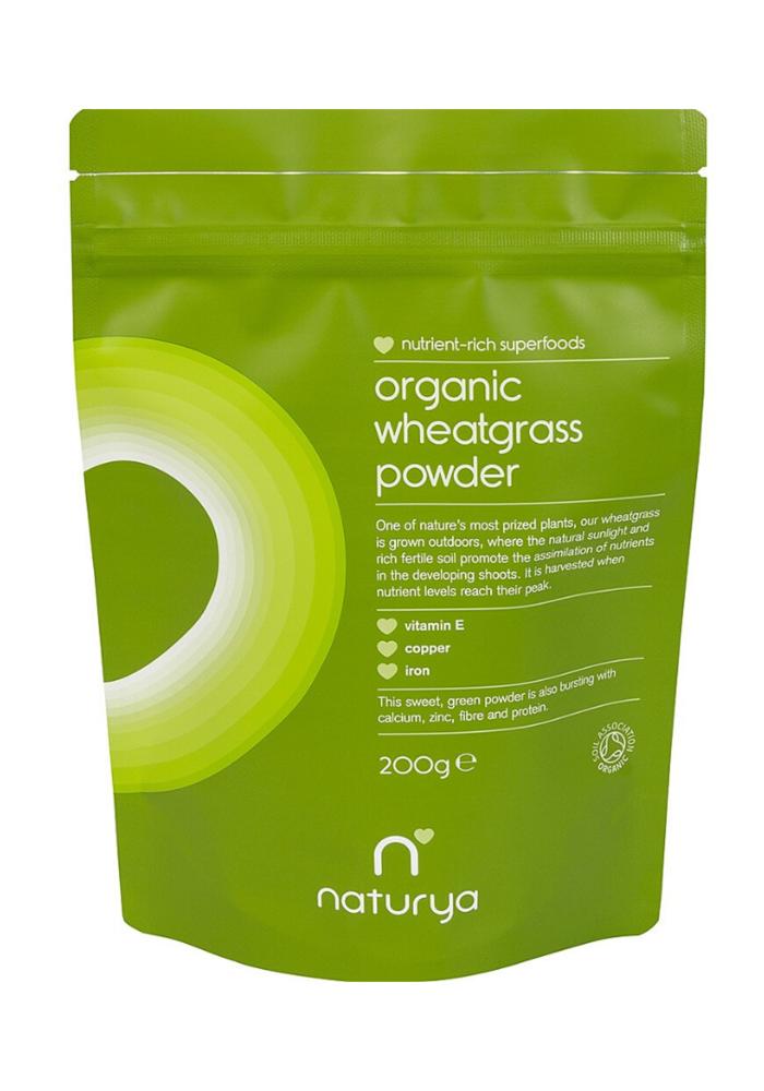 Organic Wheatgrass Powder 200g
