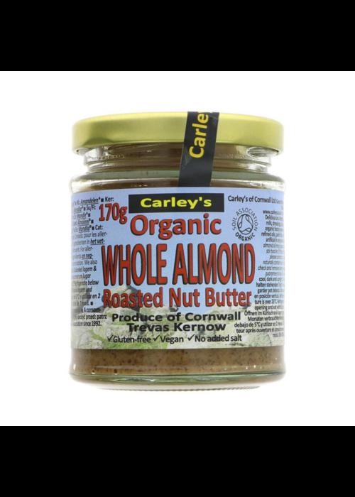 Carleys Almond Butter: Organic