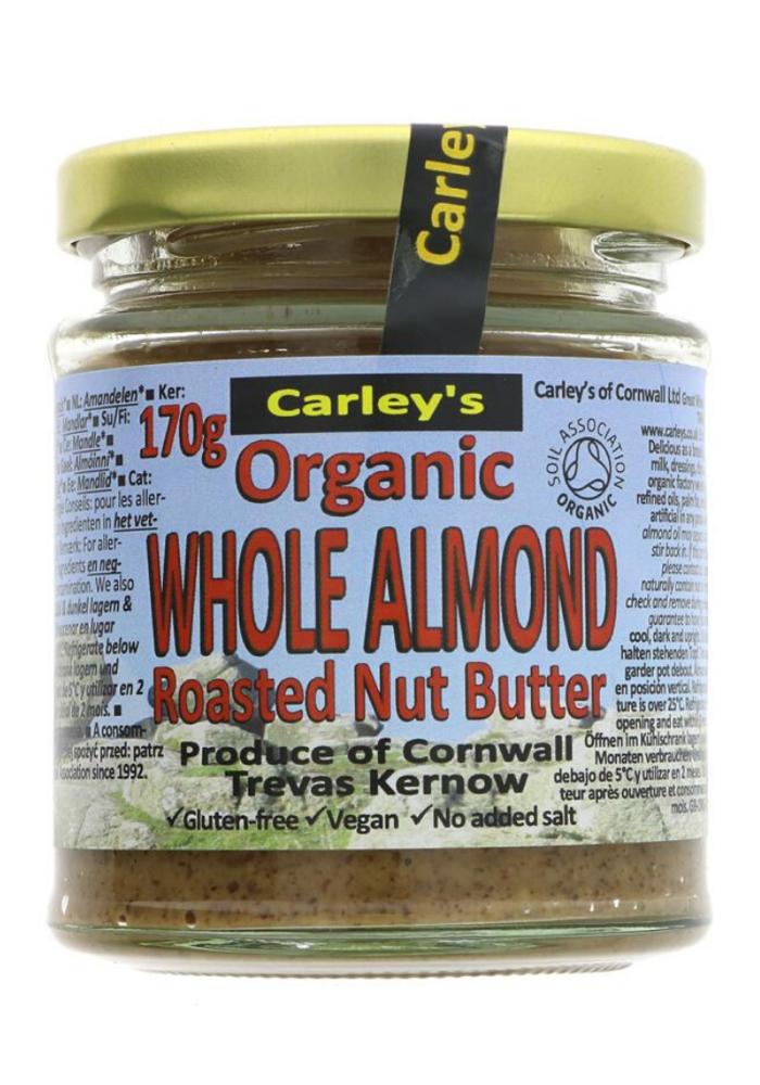 Almond Butter: Organic