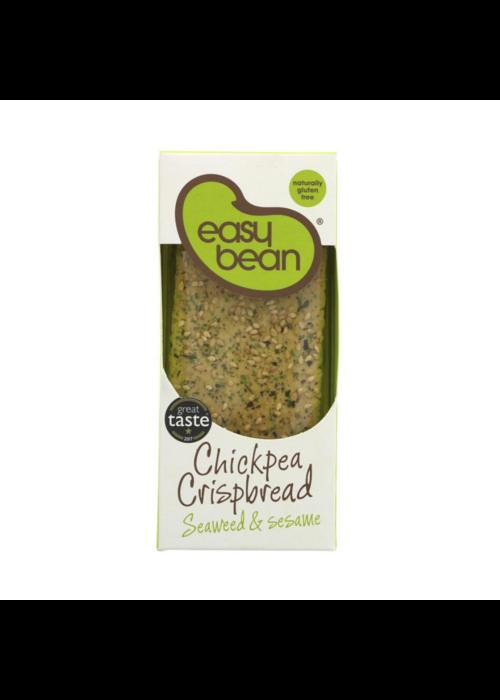 Easy Bean Seaweed & Sesame Crispbread
