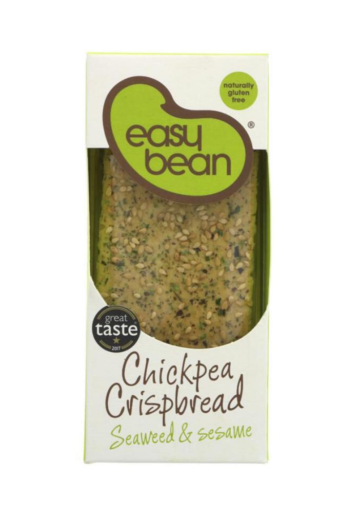 Seaweed & Sesame Crispbread