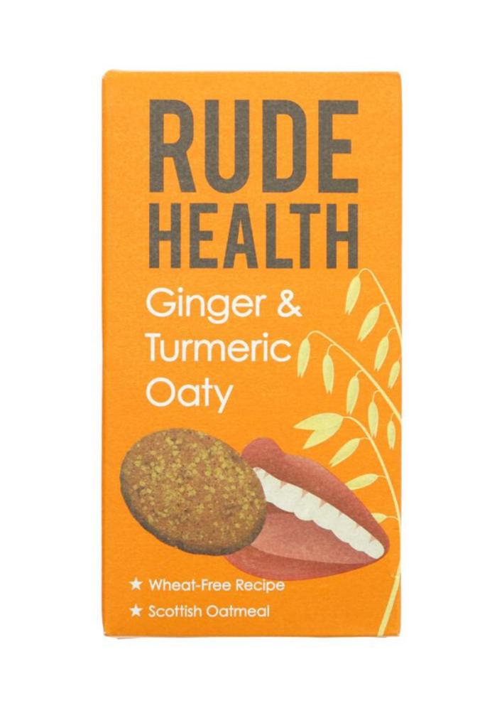 Ginger & Turmeric Oaty