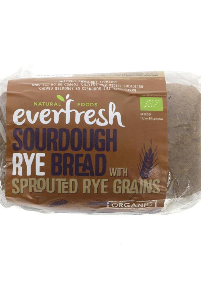 Sourdough Rye