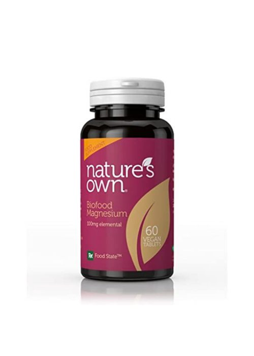 Nature's Own Biofood Magnesium 60 tabs