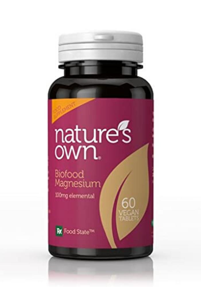 Biofood Magnesium 60 tabs