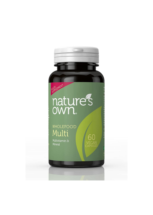 Nature's Own Whole Food Multi Vitamin 60 caps