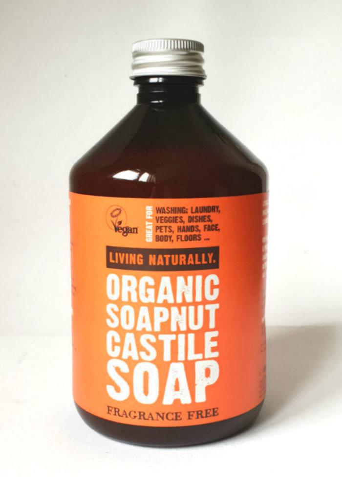 Soapnut Liquid Castile Soap