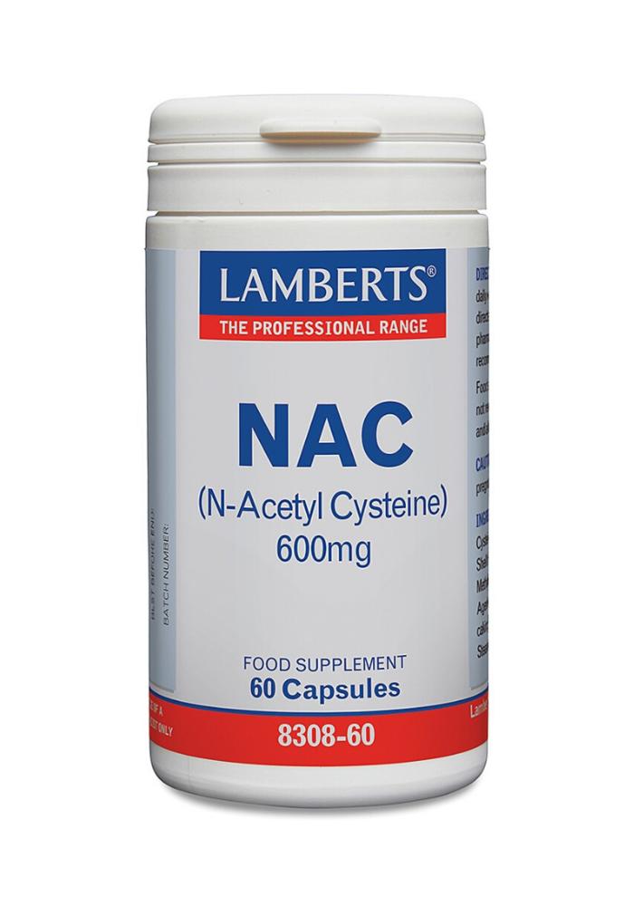 NAC 600mg 90 tabs