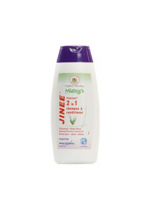 House of Mistry Shampoo and Conditioner: Jinee 2 in 1 200ml