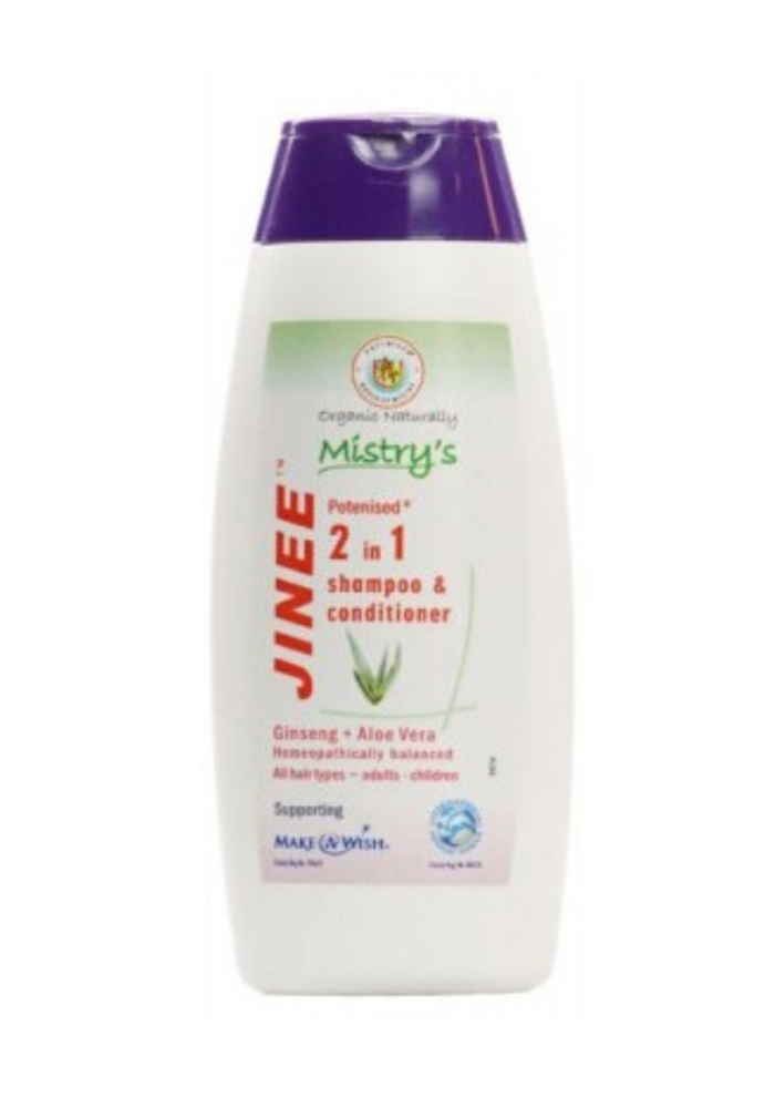 Shampoo and Conditioner: Jinee 2 in 1 200ml
