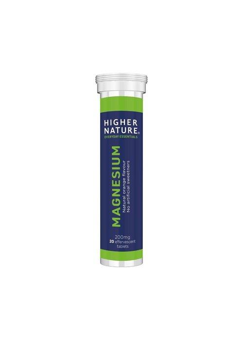 Higher Nature Effervescent Magnesium
