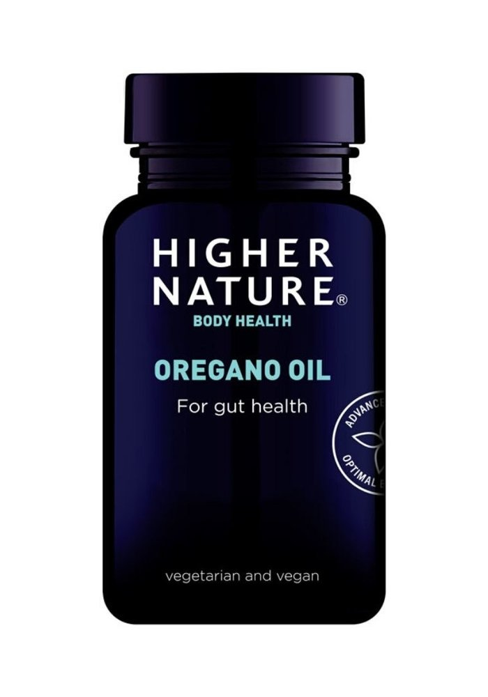 Oregano Oil 90 Capsules