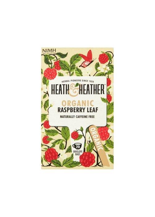 Heath and Heather Raspberry Leaf Tea - Organic