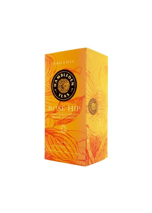 Hambleden Tea Organic Rosehip Tea 20 Bags