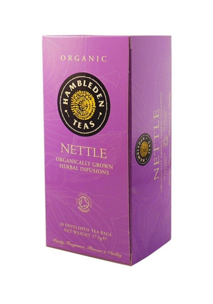 Organic Nettle Tea 20 Bags