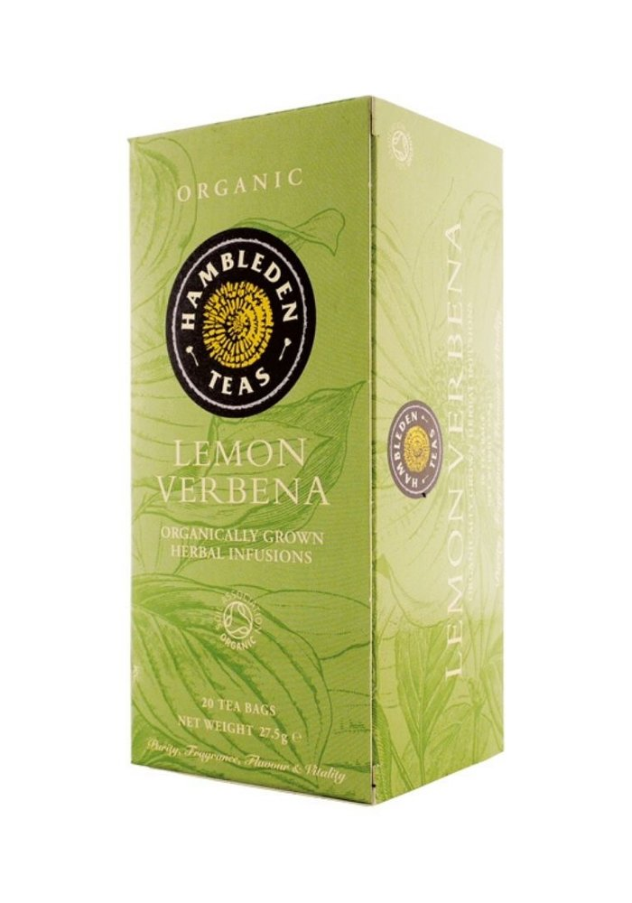 Organic Lemon Verbena Tea 20 Bags