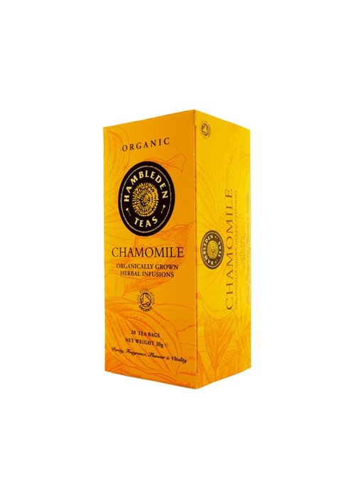 Hambleden Tea Organic Chamomile Tea 20 Bags