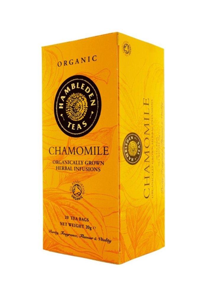 Organic Chamomile Tea 20 Bags