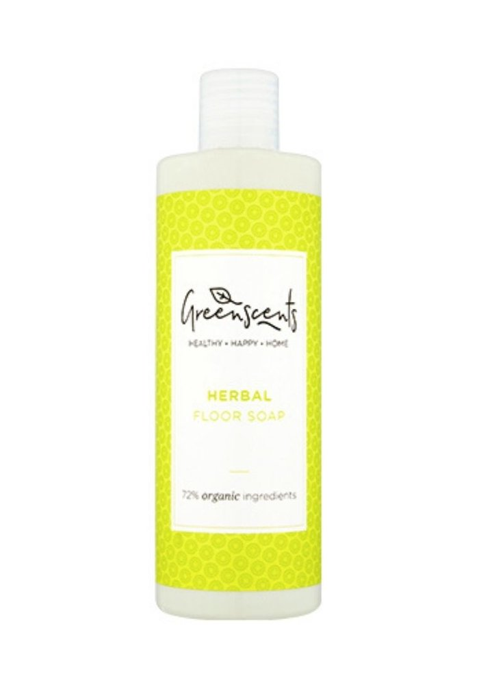 Organic Floor Soap -