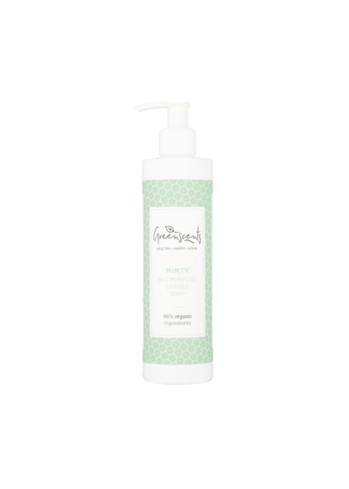 GreenScents Organic Castile Soap -