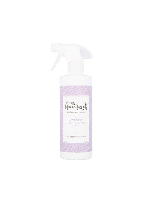 GreenScents Organic Surface Spray -  Lavender