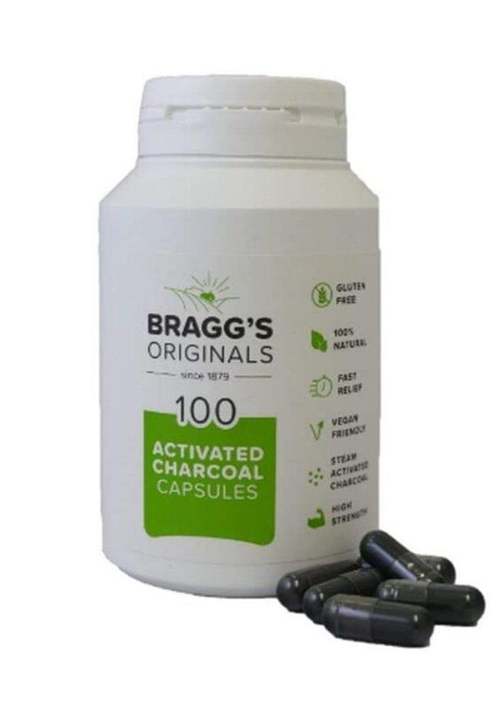 Charcoal 100 caps