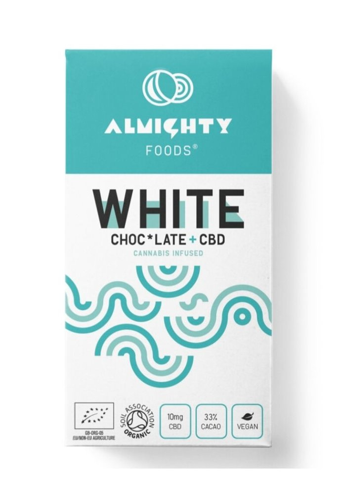 CBD White Chocolate