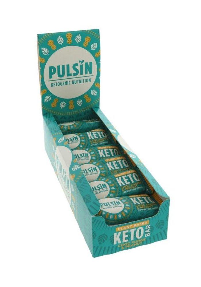Keto Bar: Fudge & Peanut
