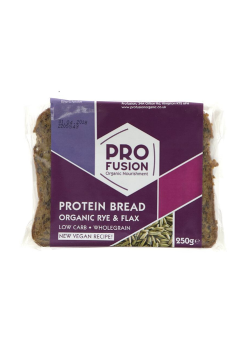 Profusion Rye/Flax Protein Bread