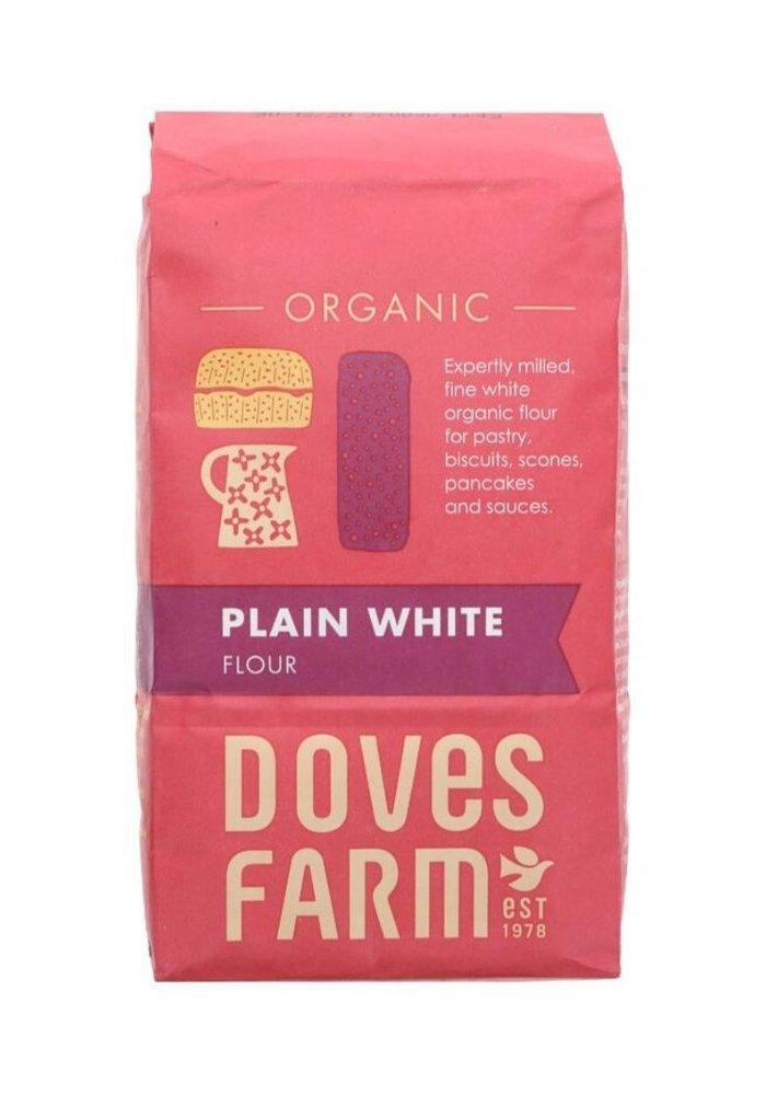 Fine Plain White Flour 1kg