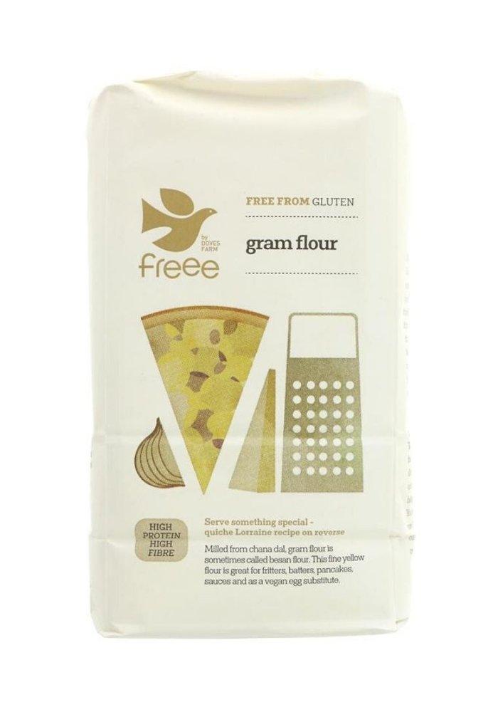 Stoneground Gram Flour 1kg