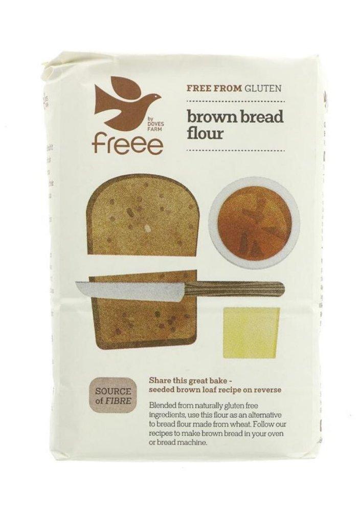 Gluten Free Brown Bread Flour 1kg