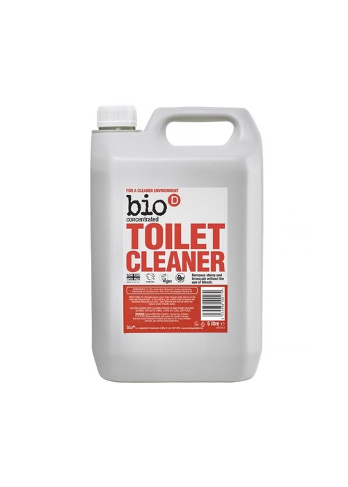 Bio-D 5ltr Toilet Cleaner