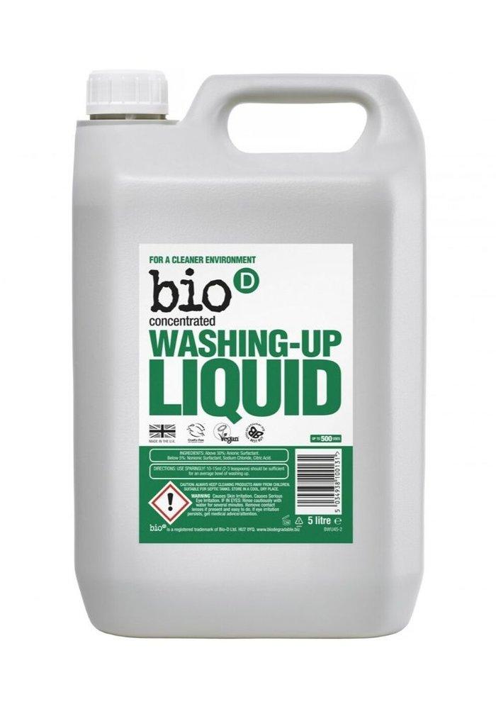 5ltr Washing-up Liquid: Fragrance Free