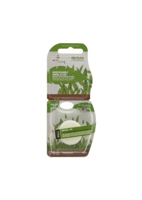 Ecoliving Dental Floss - Plant-Based 50m