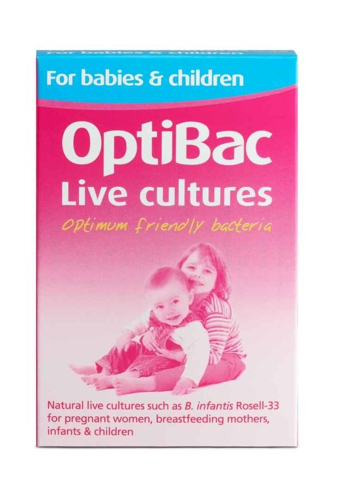 For Babies and Children - Sachets