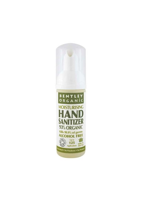 Bentley Organic Organic Hand Sanitiser 50ml