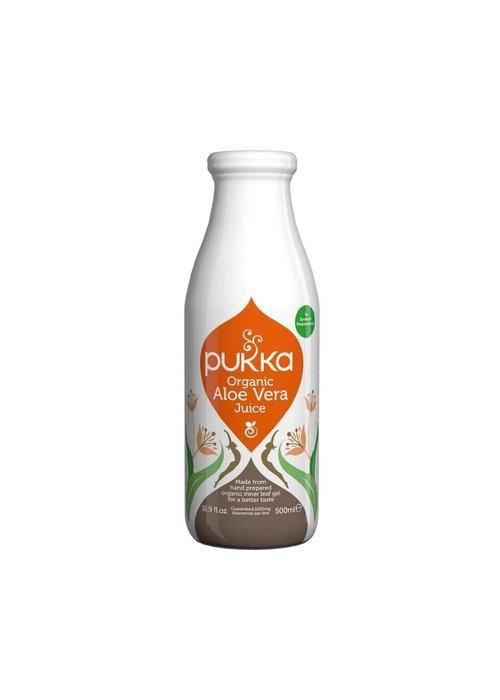 Pukka Inner Leaf Aloe Vera Juice, Organic
