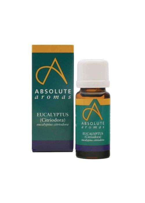 Absolute Aromas Essential Oil: Eucalyptus Citriodora:10ml