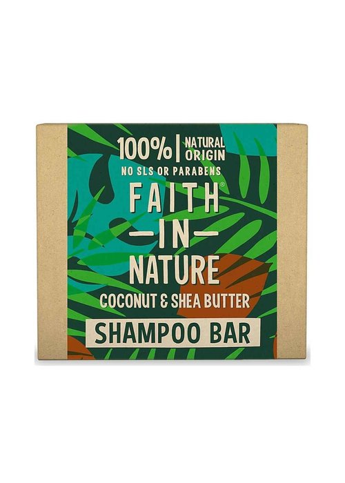 Faith In Nature Shampoo Bar: Coconut
