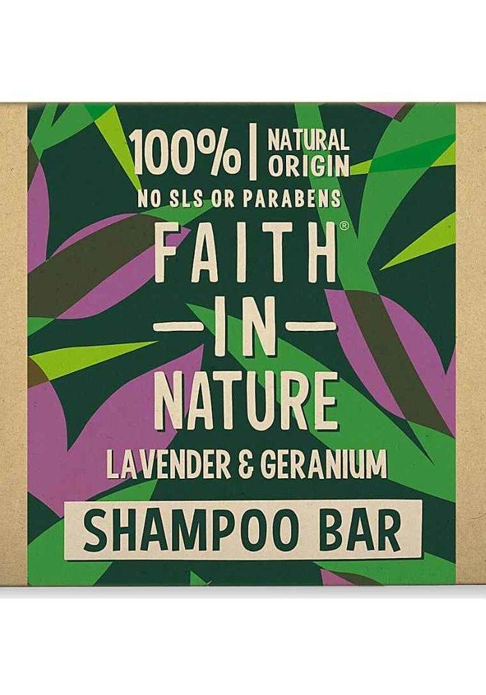 Shampoo Bar: Lavender & Geranium