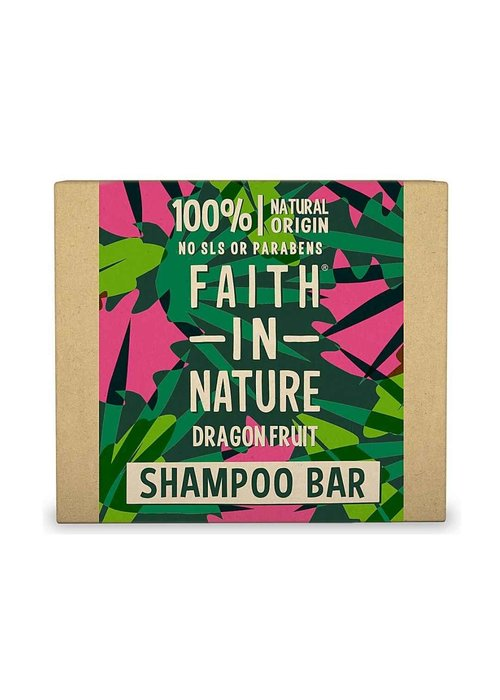 Faith In Nature Shampoo Bar: Dragon Fruit